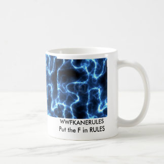Mug /w Lightning + Letters