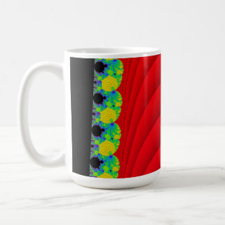 Mug w/ Mandelbrot Fractal