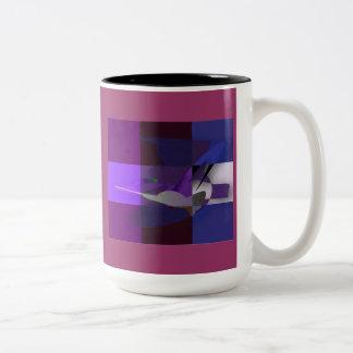 """Mug """"Warped"""""""