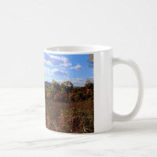 Mug-Washingtonville NY Trestle Classic White Coffee Mug