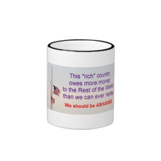 Mug - We should be ASHAMED