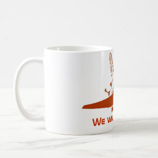 Mug - We will miss the Space Shuttle 2