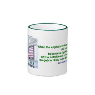 Mug - When the Stock Market becomes a mere Casino