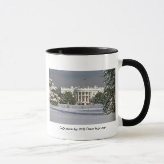 Mug / White House Winter