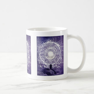 Mug: White Rose - Gustave Doré Coffee Mug
