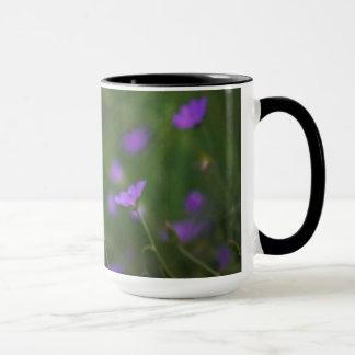 Mug - Wild Flowers Series - Meadow Cranesbill