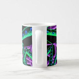 Mug With An Abstract Photoshop Image