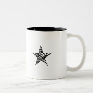 Mug with Bismillah Star Motif