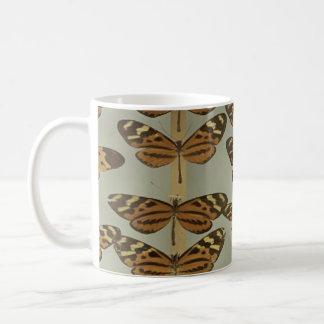 Mug with butterflies