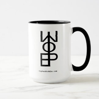 Mug with Cipher Logo