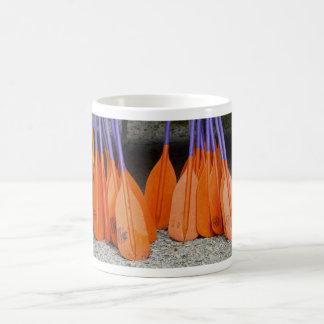 Mug with Colorful Paddles
