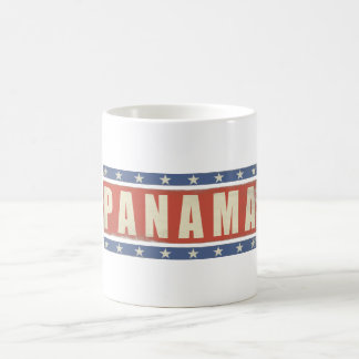Mug with Cool Panama Flag Print