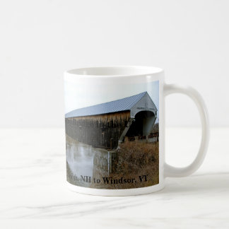 Mug with Covered Bridge Cornish, NH