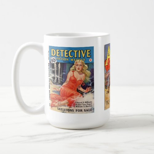 Mug with Emmett Watson art