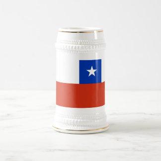 Mug with Flag of Chile
