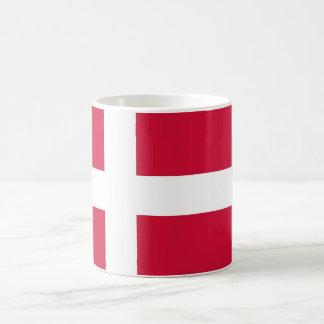 Mug with Flag of Denmark