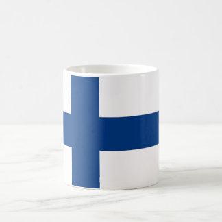 Mug with Flag of Finland