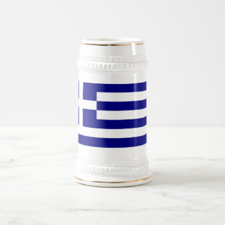 Mug with Flag of Greece
