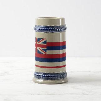 Mug with Flag of Hawaii State -USA
