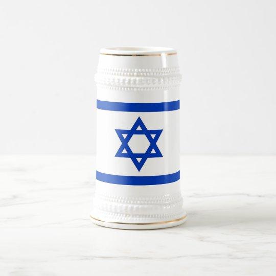 Mug with Flag of  Israel