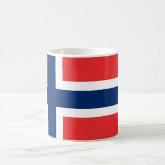 Mug with Flag of Norway
