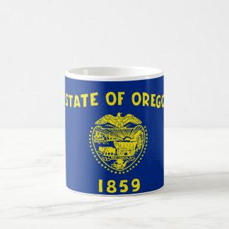 Mug with Flag of Oregon State - USA