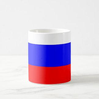Mug with Flag of Russia
