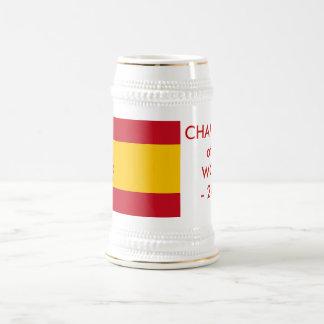 Mug with Flag of Spain