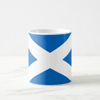 Mug with Flag of the Scotland