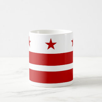 Mug with Flag of Washington DC - USA