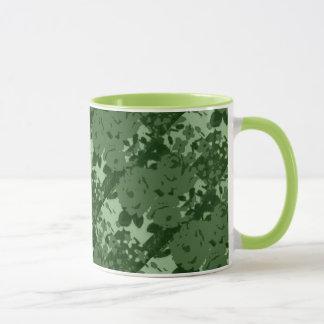 Mug with flowerdesign