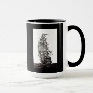 Mug with Galleon