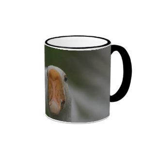 Mug with geese...