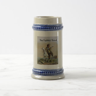 Mug with image of Frontier Scout