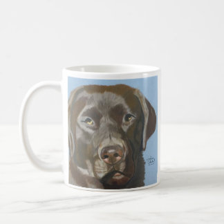 Mug with Labrador Retriever