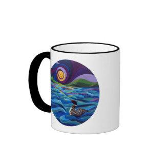 Mug with Loon