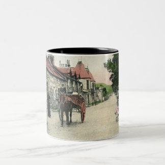 Mug with old Photograph of Strathyre circa 1900