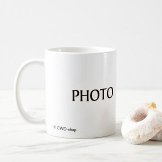 Mug with Photo Camera