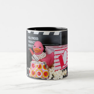 Mug with Rubber Duck Image