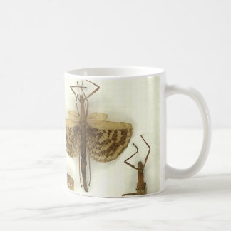 Mug with Stick insects