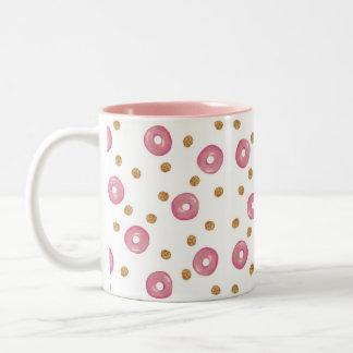 mug with sweets
