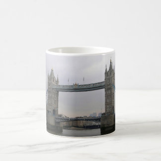 Mug with Tower Bridge over the Thames River