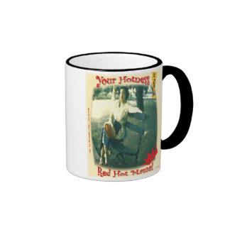 Mug with Vintage artistic Red Hot Mama!