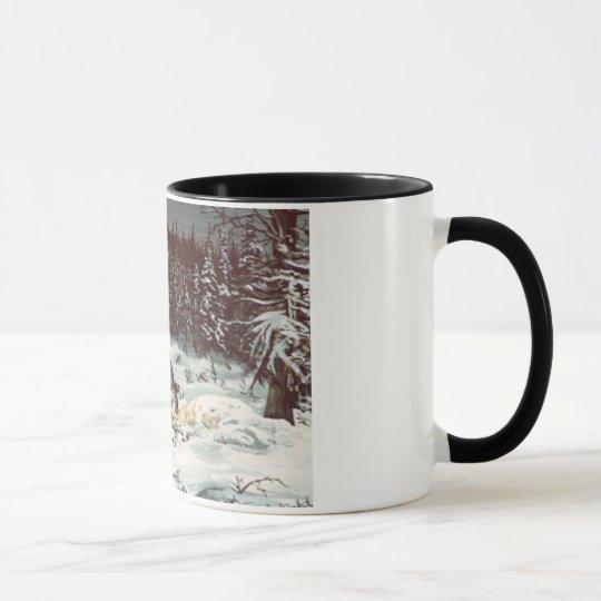 "Mug with ""Winter Camp"""