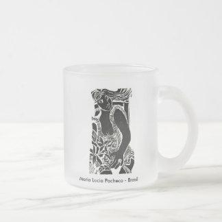 Mug Woman with ring