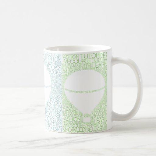 "Mug ""Word"" style"