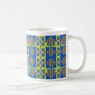 Mug Wrap-Image with Beautiful Mod Design