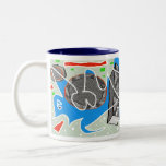 mugbirds Two-Tone coffee mug