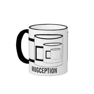 MUGCEPTION RINGER COFFEE MUG