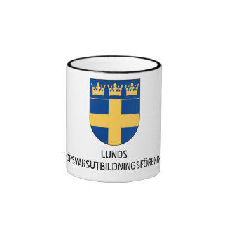 Mugg, Lunds Försvarsutbildningsförening Ringer Mug